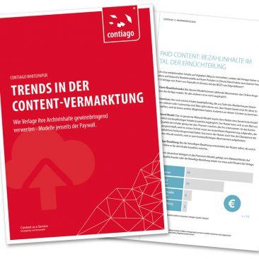 """Whitepaper """"Trends in der Content-Vermarktung"""""""
