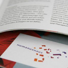Broschüre – Stiftung Humanus-Haus